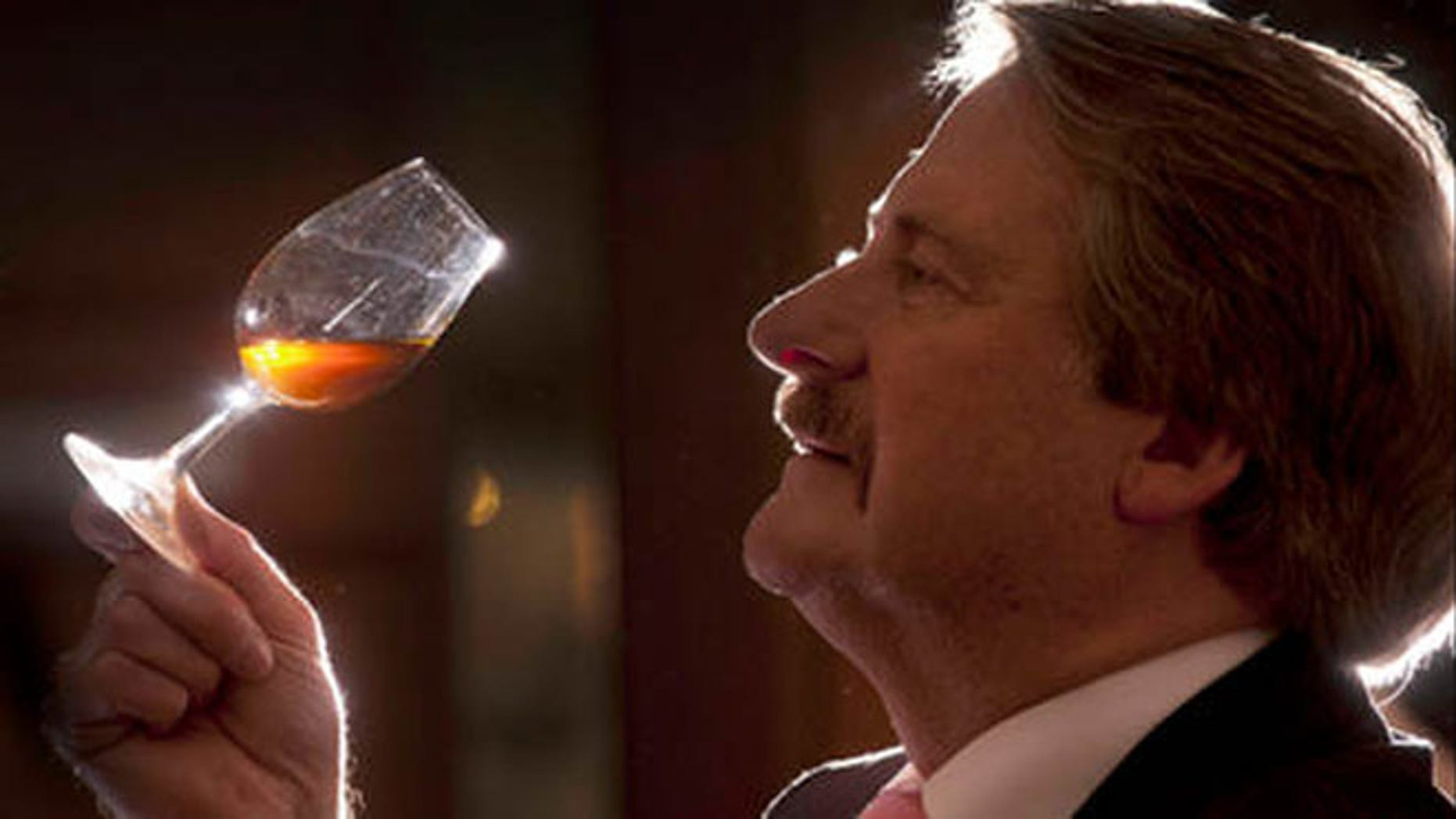 Richard Paterson is one of the world's master blenders of scotch whisky.
