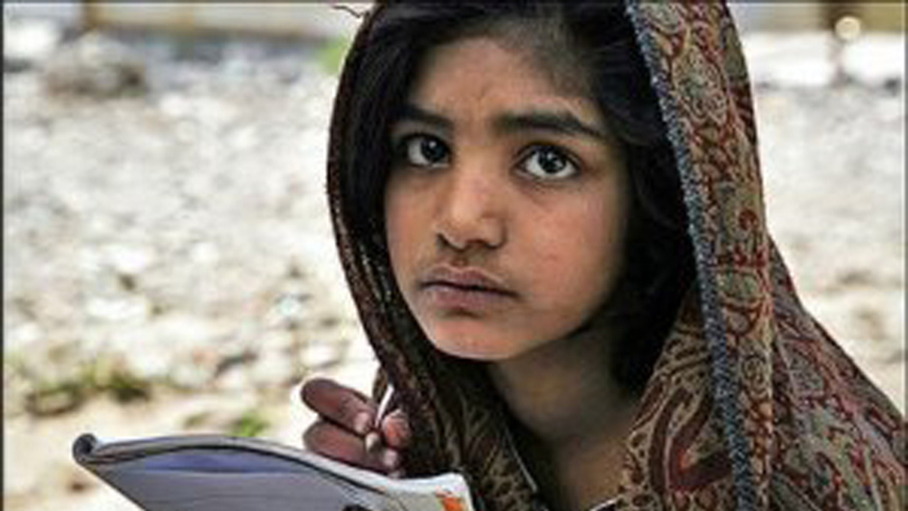 Rimsha Masih faces execution for allegedly burning a page of a Islamic learning guide. (PakistanisforPeace.com)