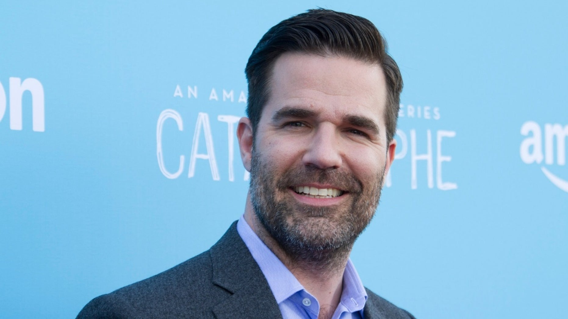 Comedian Rob Delaney, whose 2-year-old son died in January, said the intended audience for his book is other parents of sick children.