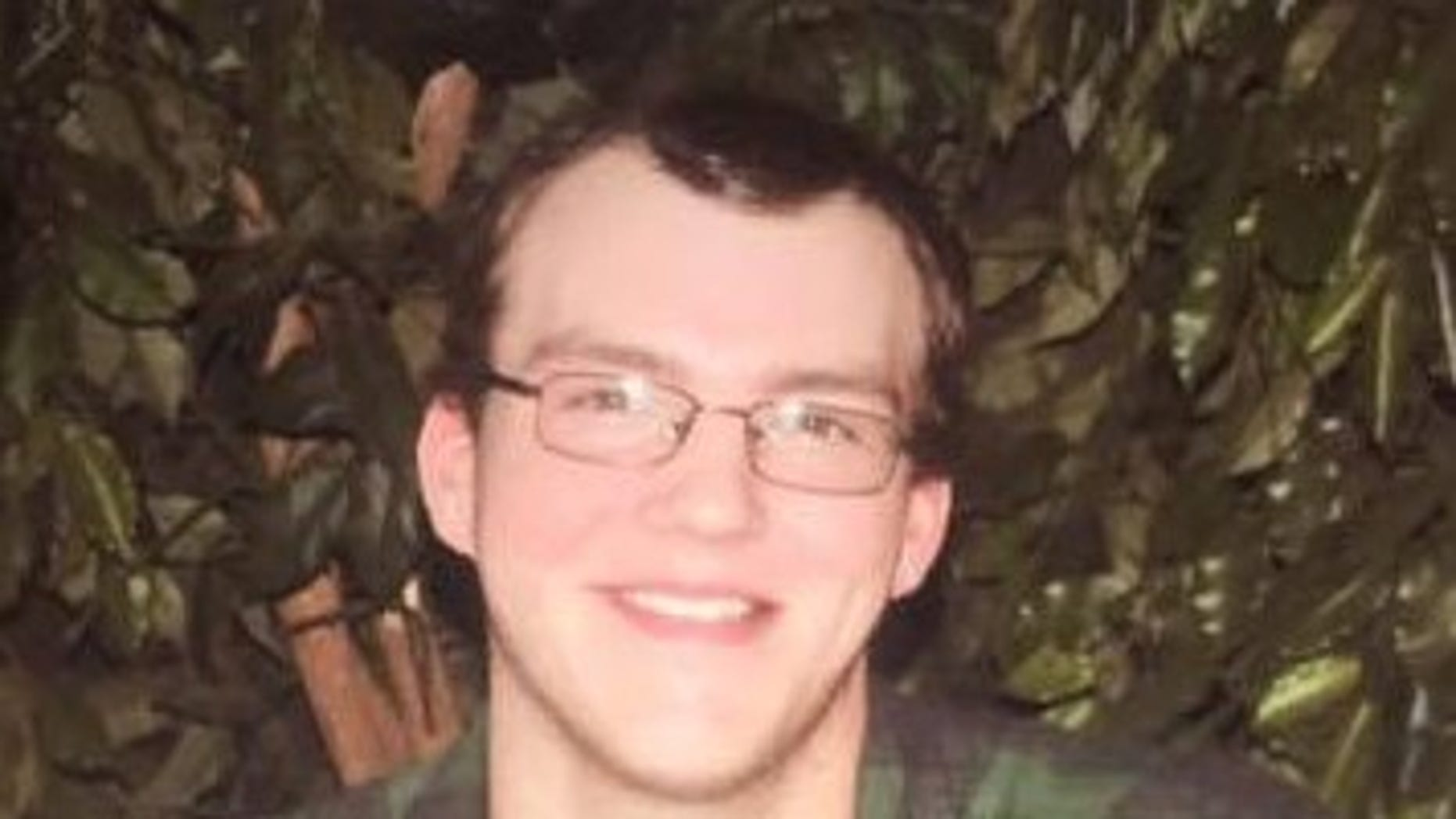 Church usher Robert Engle, 22, is being called a hero after he stopped a gunman at the Burnette Chapel Church of Christ in Antioch, Tennessee on Sunday.