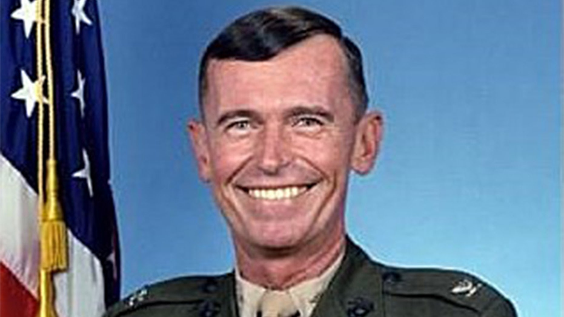 Col. Robert F. Gibson was no fan of Northern Virginia drivers, his family says.