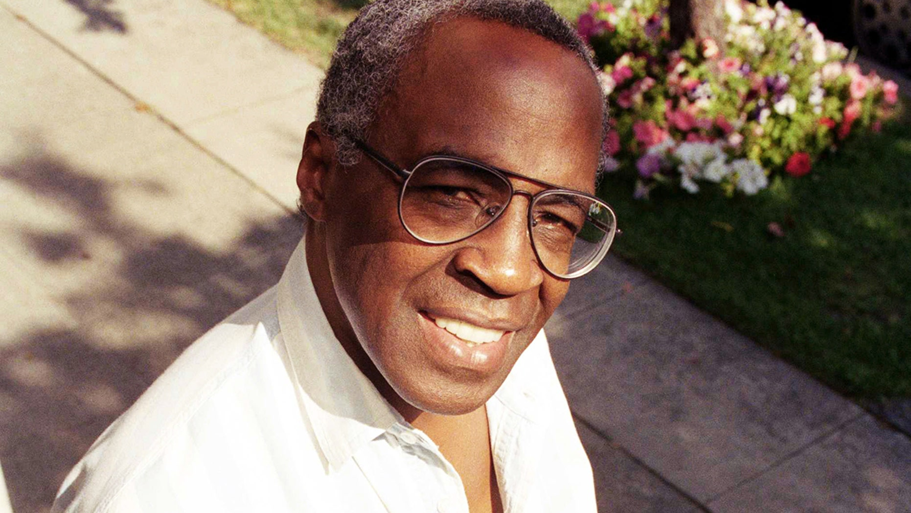 A photo of actor Robert Guillaume from 1991 in Los Angeles. The former 'Soap' actor died on Tuesday, Oct. 24, 2017.