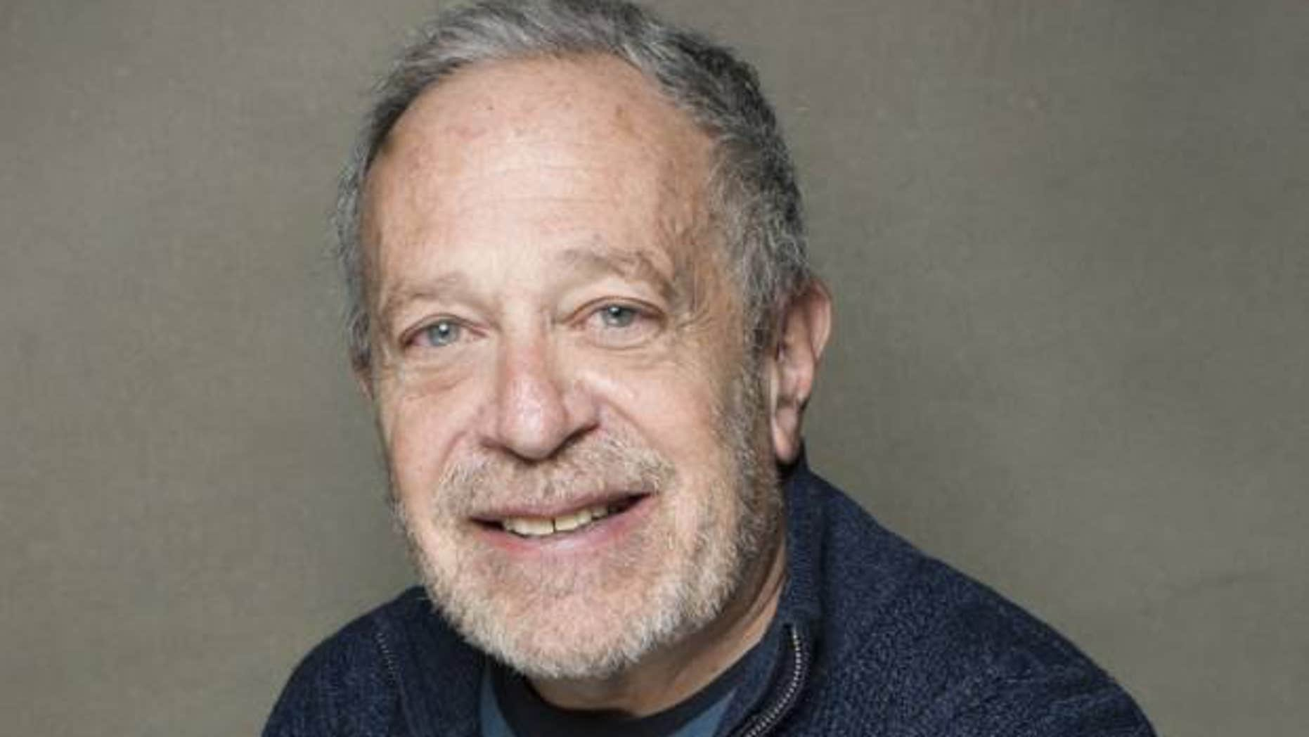 """Former Secretary of Labor Robert Reich, whose latest work, """"Beyond Outrage,"""" is now available in paperback, was unavailable for comment Wednesday. (AP)"""