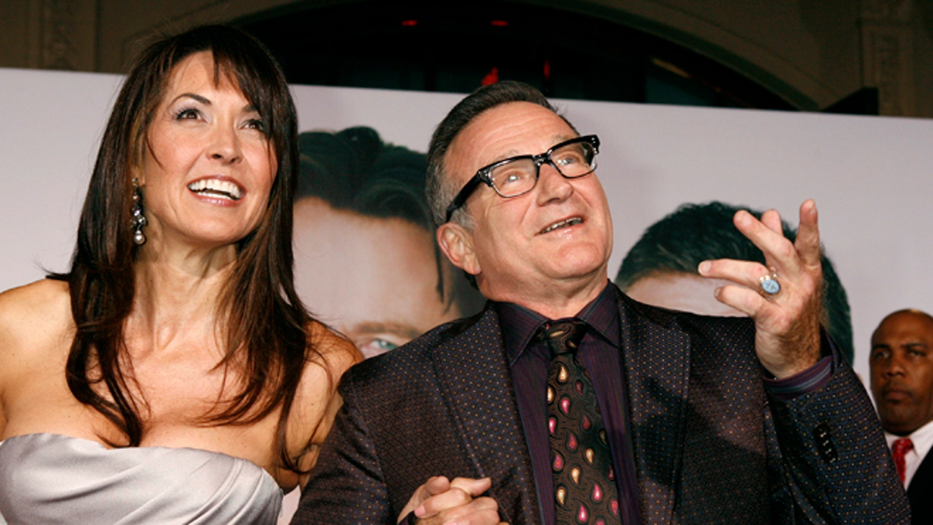 Robin Williams' widow has penned a heartbreaking essay about the actor's final months.