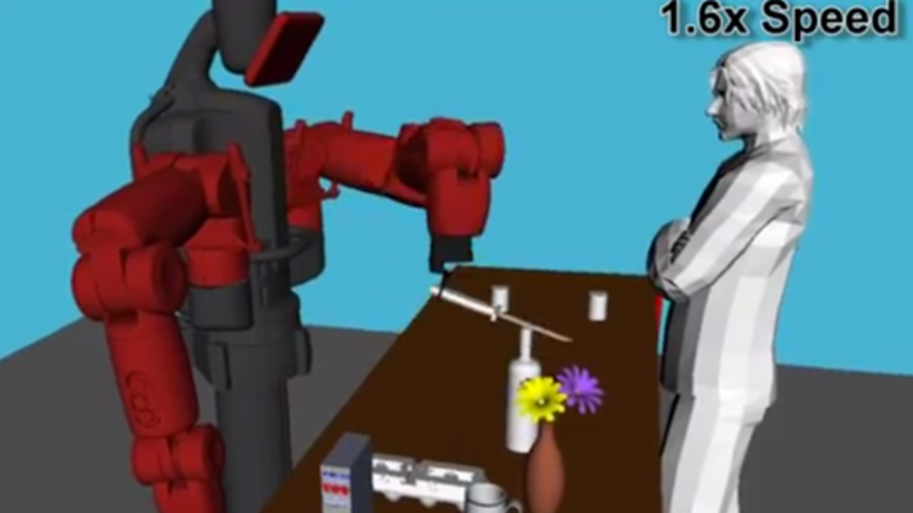Would you let a robot handle your groceries?