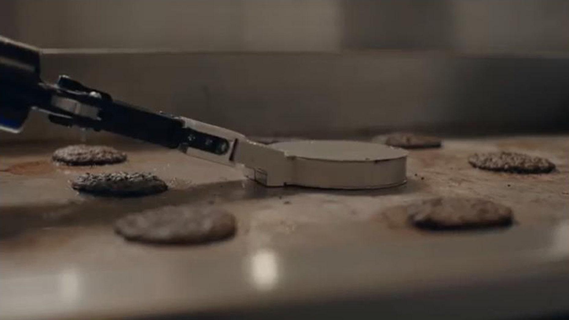 (Screenshot from Miso Robotics YouTube video).