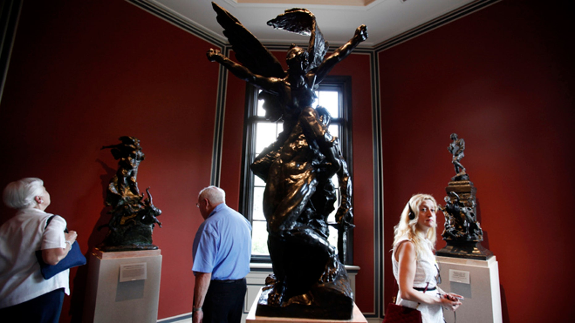 Renovated Rodin Museum In Philly Reopens Fox News