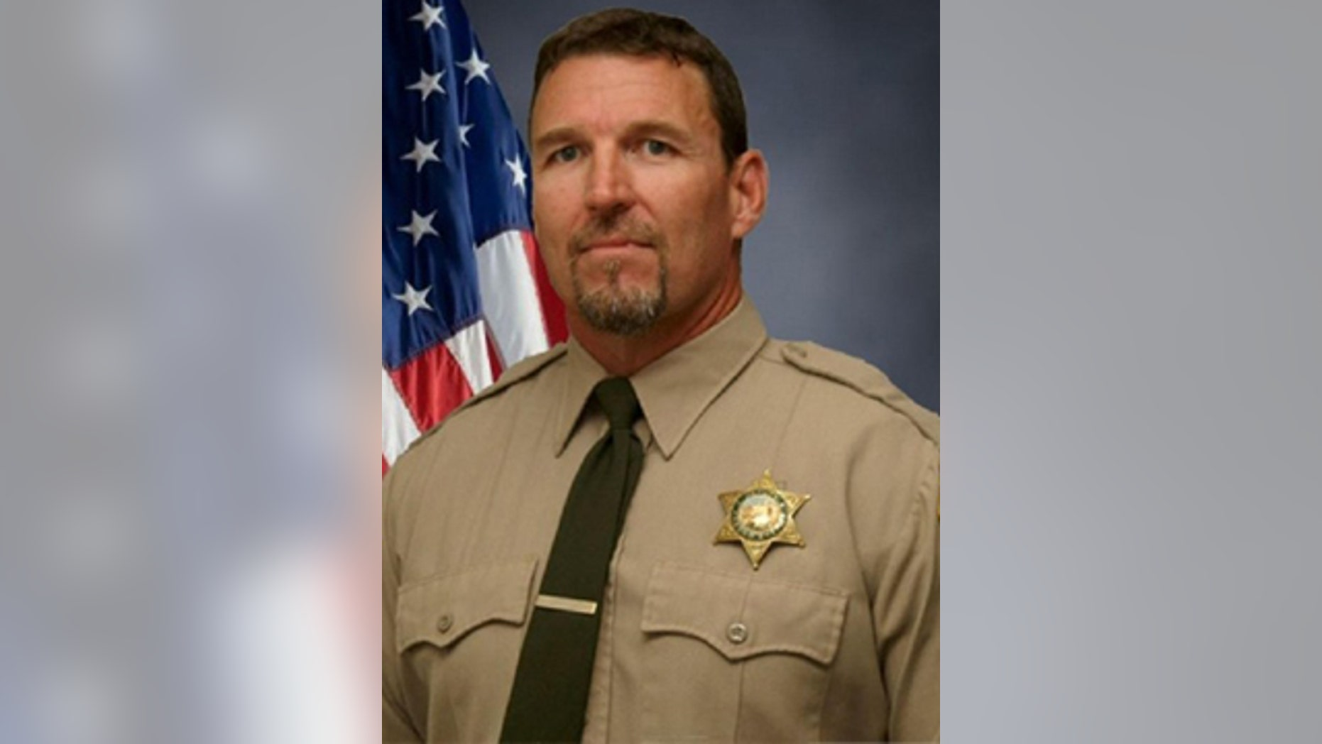 This undated photo shows Fresno County Sheriff's Deputy Sgt. Rod Lucas.
