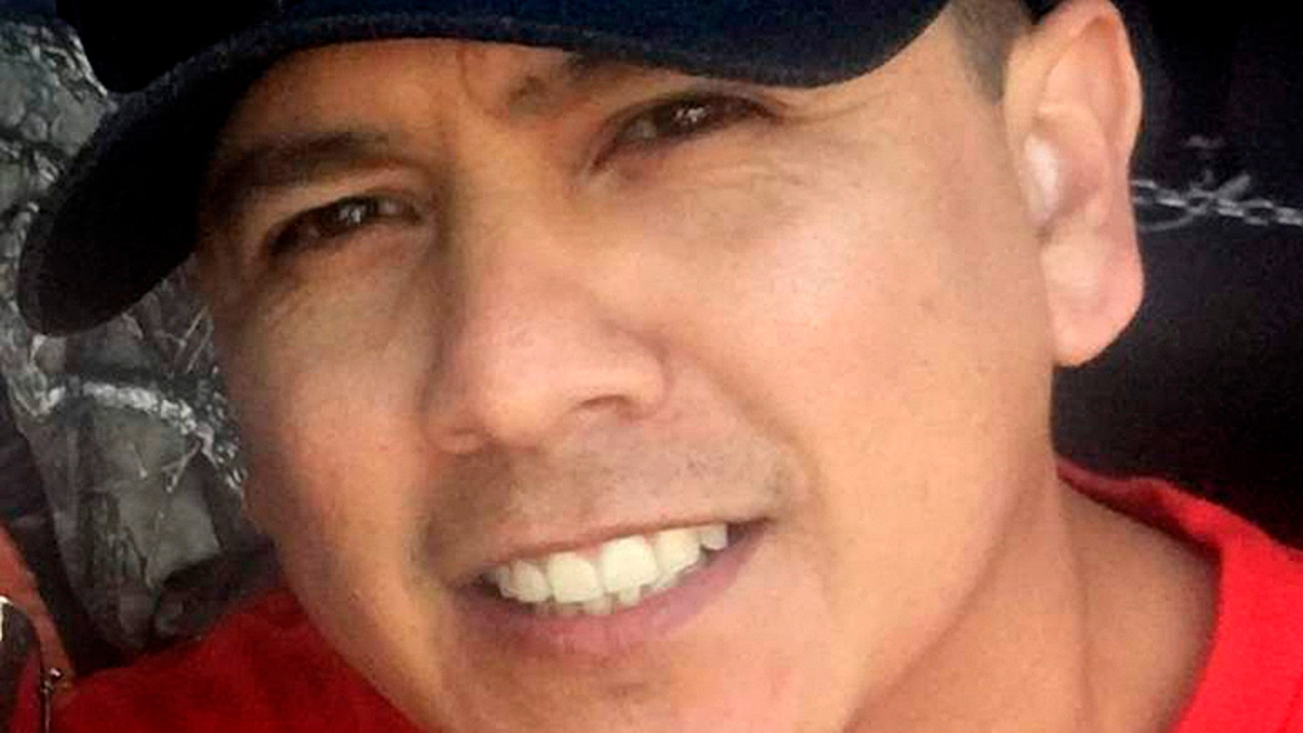 Rogelio Martinez, 36, was killed while patrolling the Big Bend Sector in Texas.