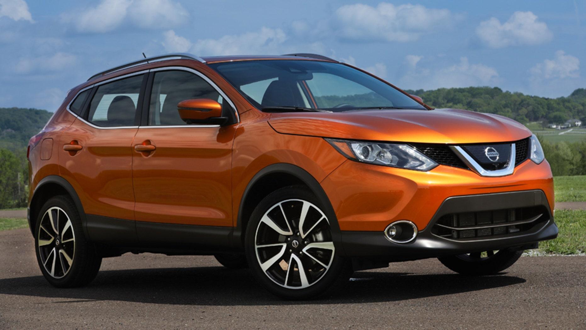 2017 Nissan Rogue Sport test drive | Fox News