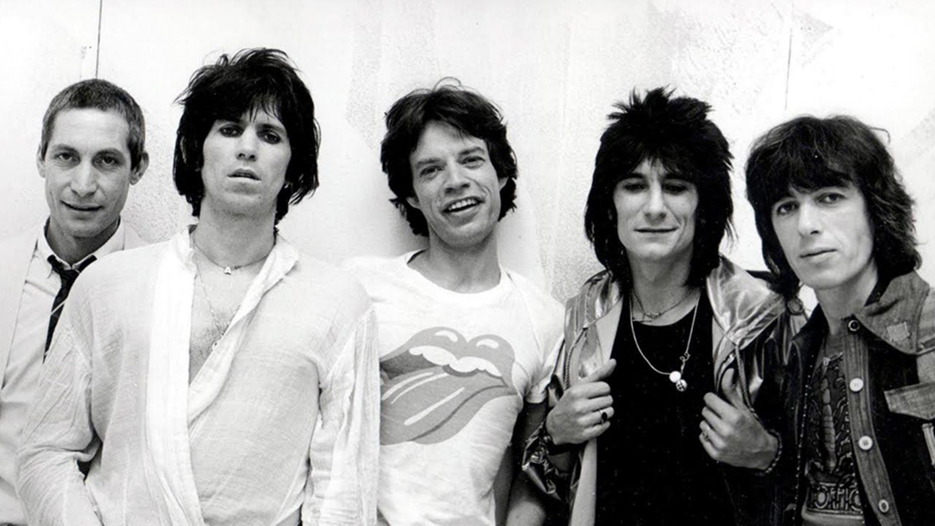 Mick Jagger and Keith Richards had no trouble entering Studio 54 for free, but their other bandmates had to pay.