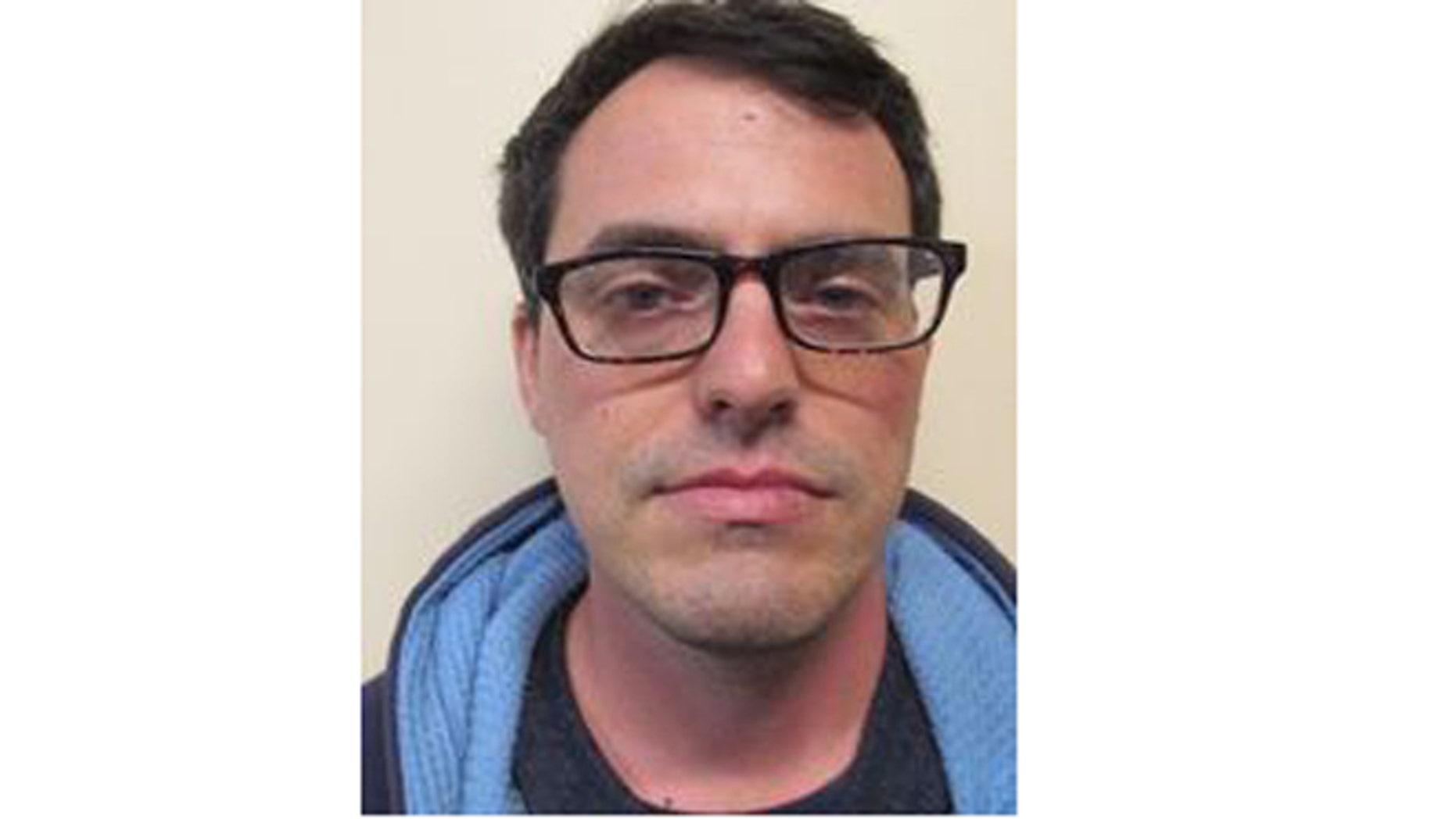 Mugshot for Ronald Atzmon, 31, of Carmel, N.Y.