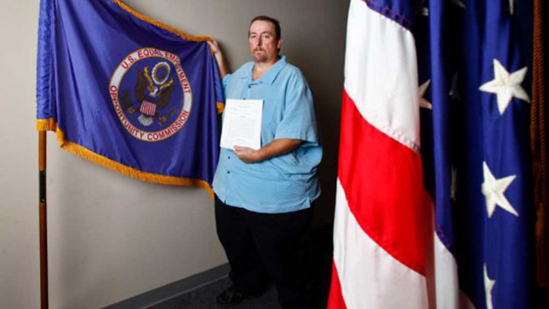 Ronald Kratz insists his weight did not interfere with his ability to perform his job duties as a parts sorter. His employer determined that it did.