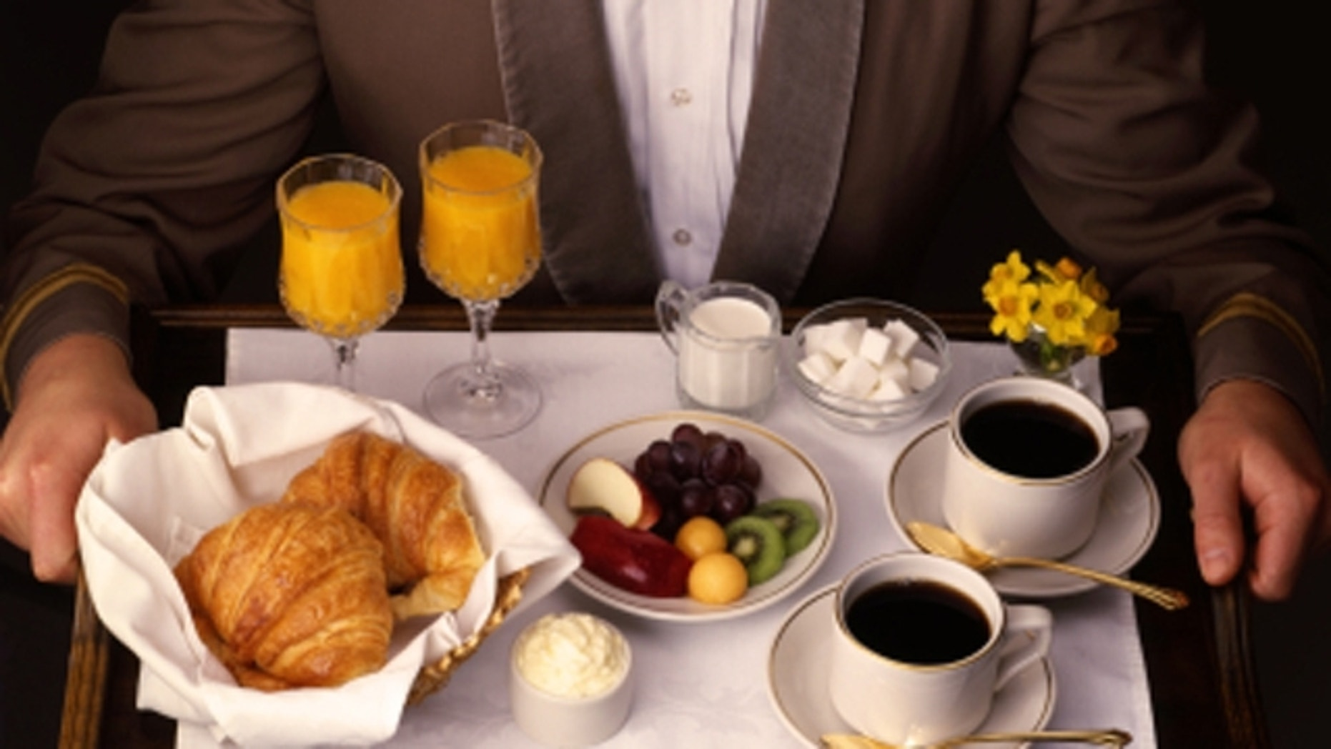 Room Service: Major Hotels Chains Are Reducing Or Dropping Room Service