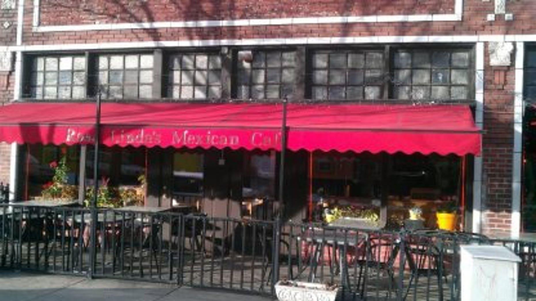 Rosa Linda's Mexican Cafe in Denver.