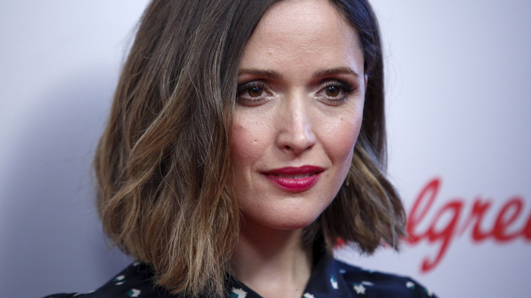 Actress Rose Byrne attends the Red Nose Charity event in New York May 21, 2015.