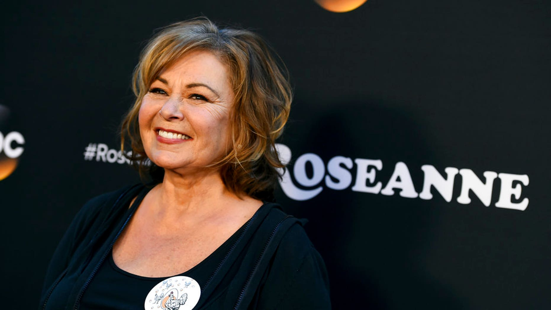"The TV Academy reportedly distributed a magazine featuring an ABC executive speaking highly of the now-canceled ""Roseanne."""