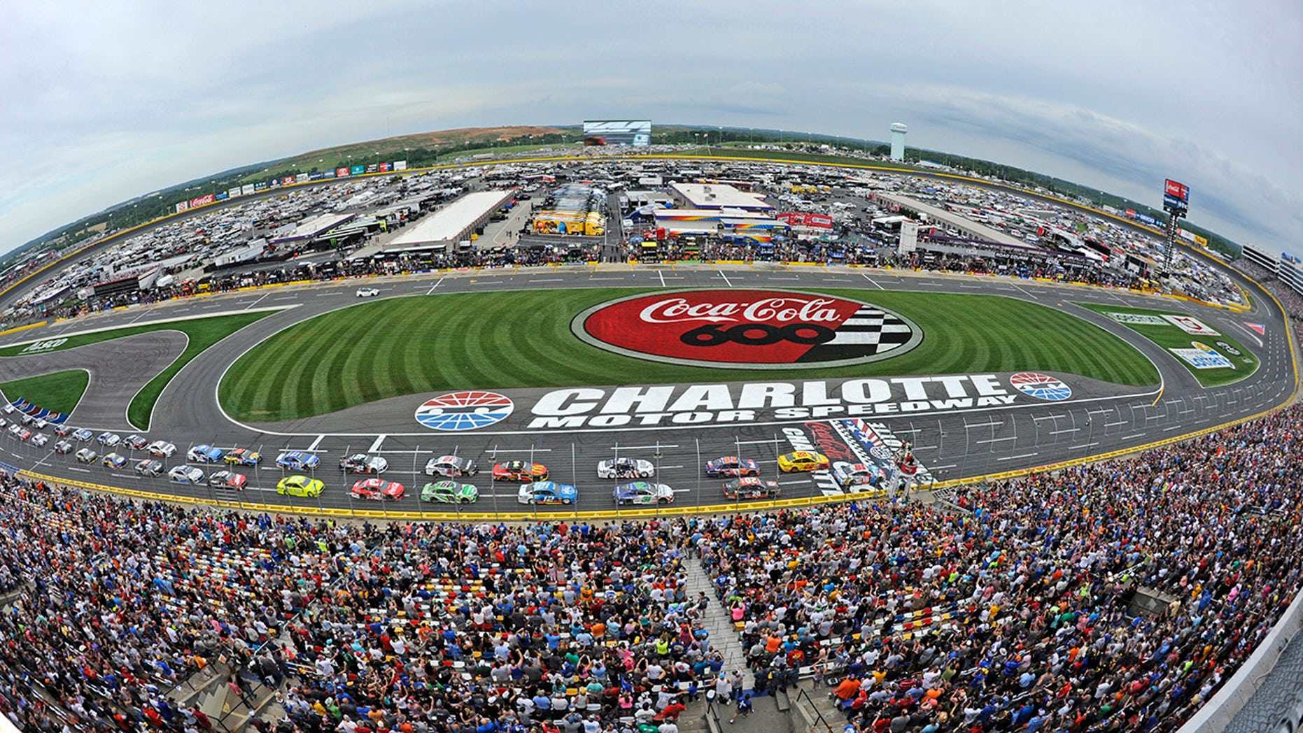 NASCARs Radical Roval Race In Charlotte Could Be The Event Of The - Charlotte motor speedway events car show
