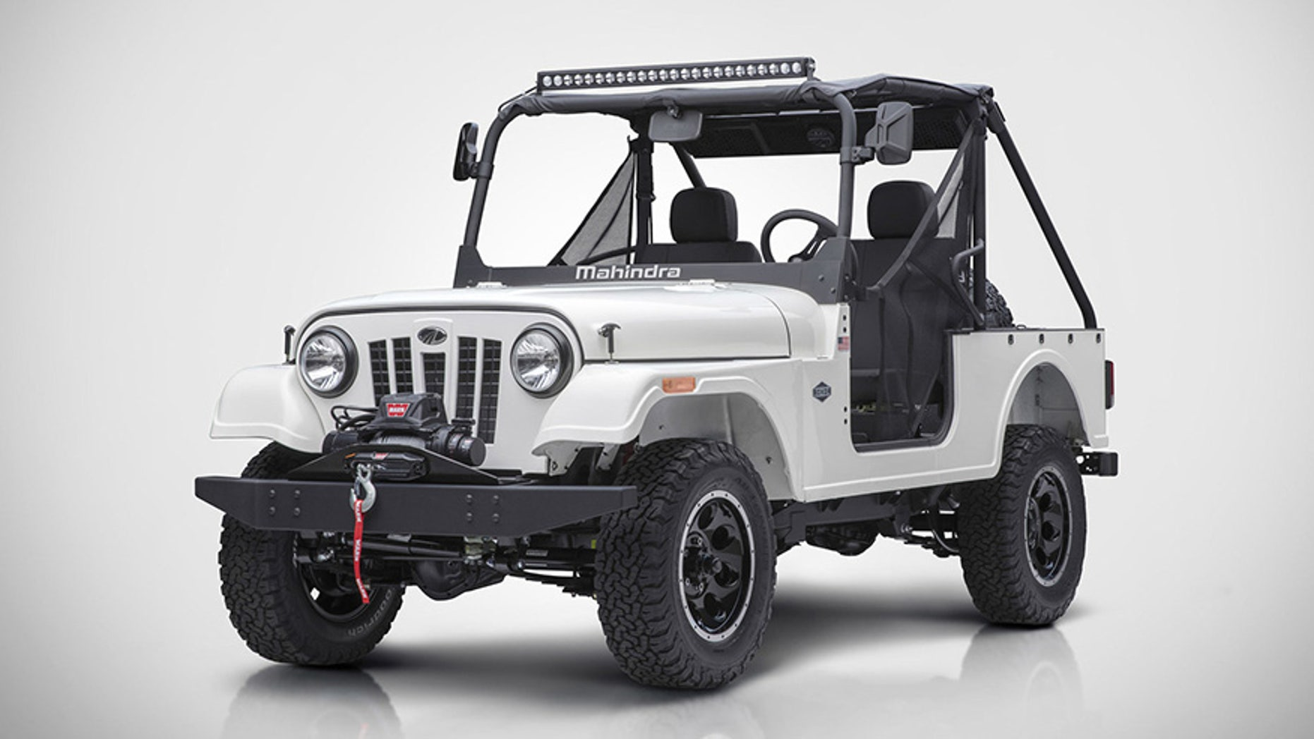 The Roxor Is Powered By A Four Cylinder Turbodiesel Engine With 62 Hp And  And