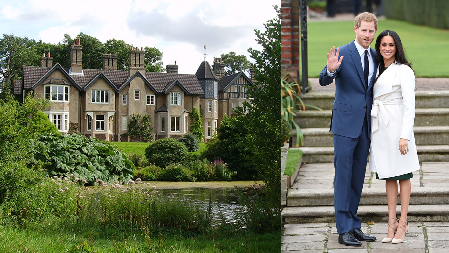 The queen gifted Harry and Meghan a country cottage at Sandringham Estate as a wedding gift.