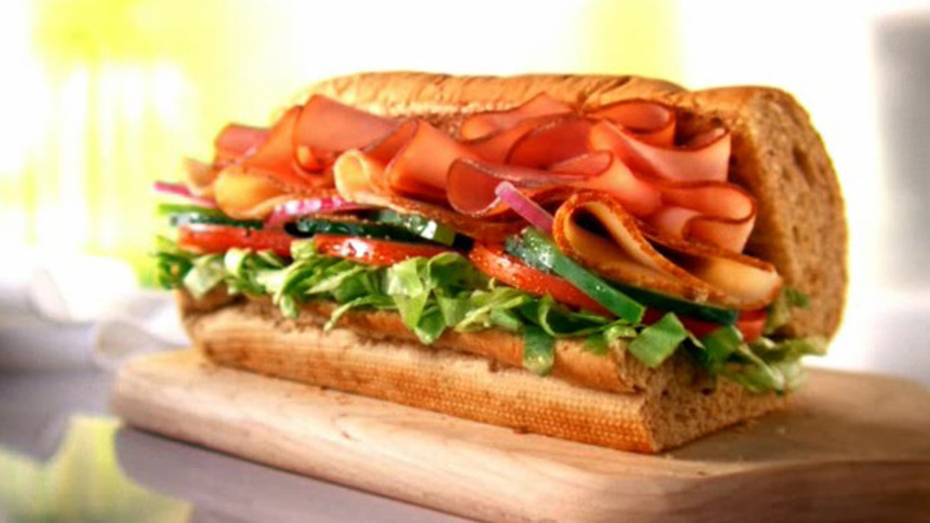 A healthier Subway sandwich is on the way.