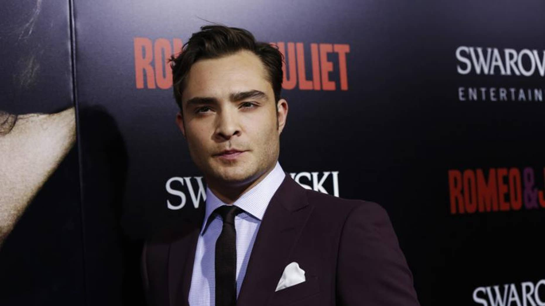 "Former ""Gossip Girl"" star Ed Westwick will not face charges for rape due to ""insufficient evidence."""