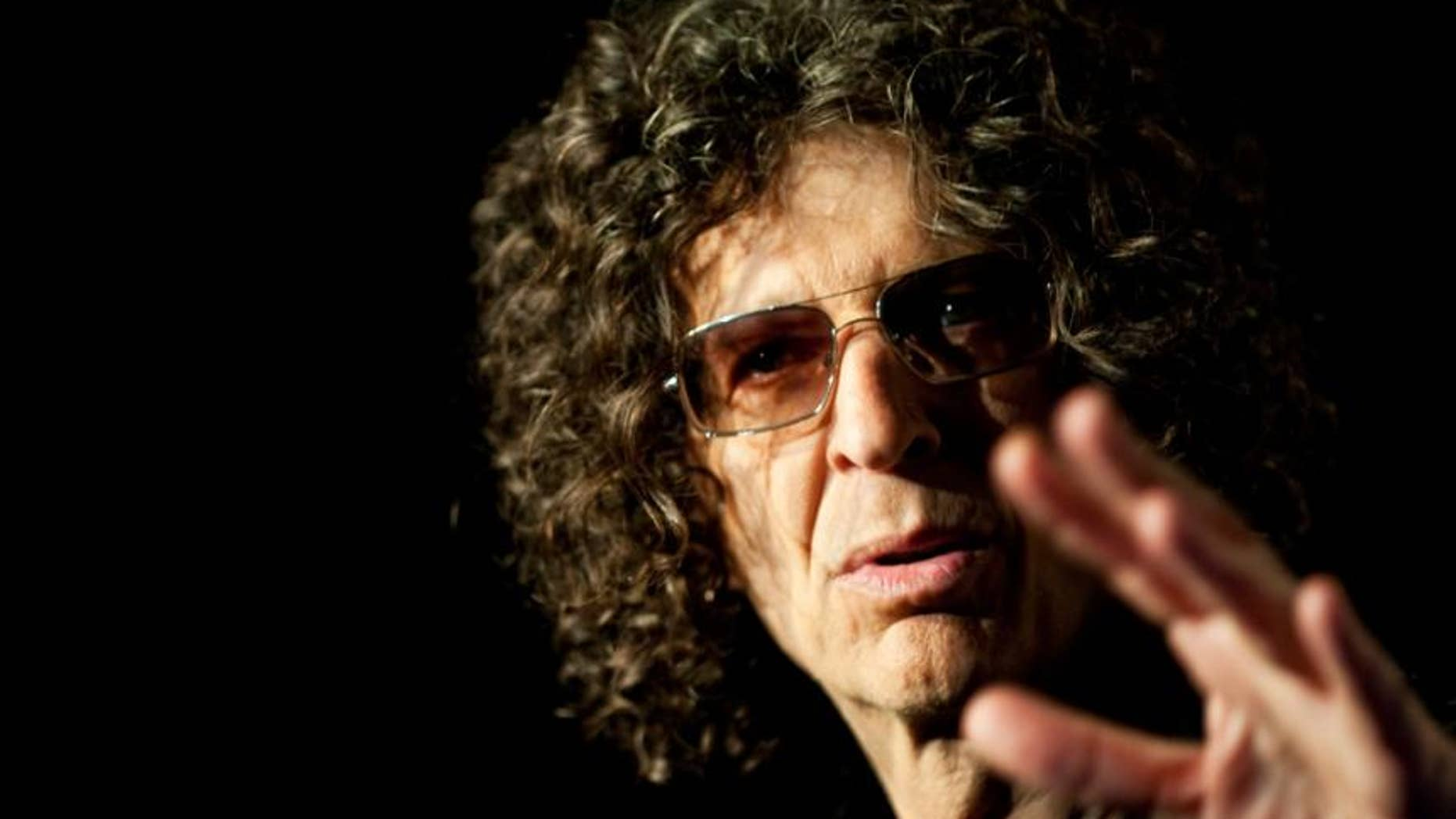 Howard Stern is planning a book about his career.