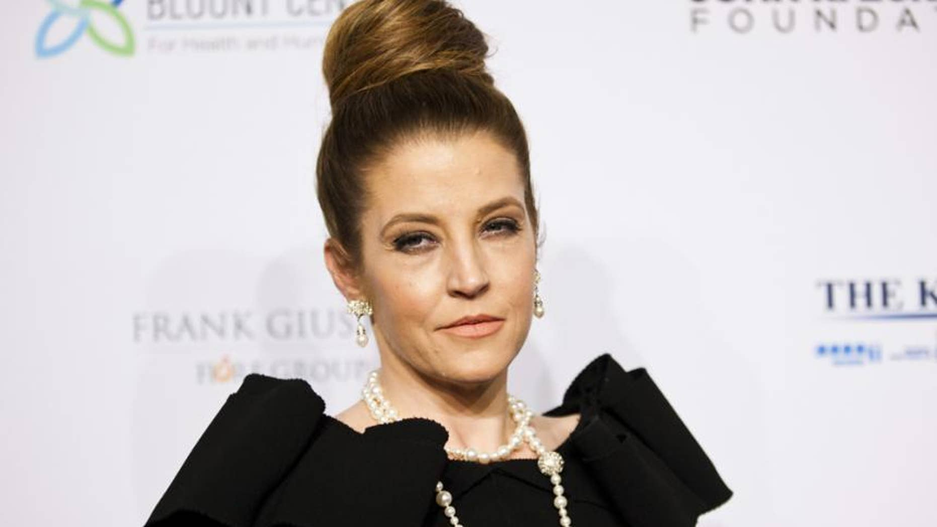 Elvis' daughter was an active member, but left the church of Scientology in 2013. READ: How Lisa Marie Presley Slimmed Down To Her Teenaged Weight