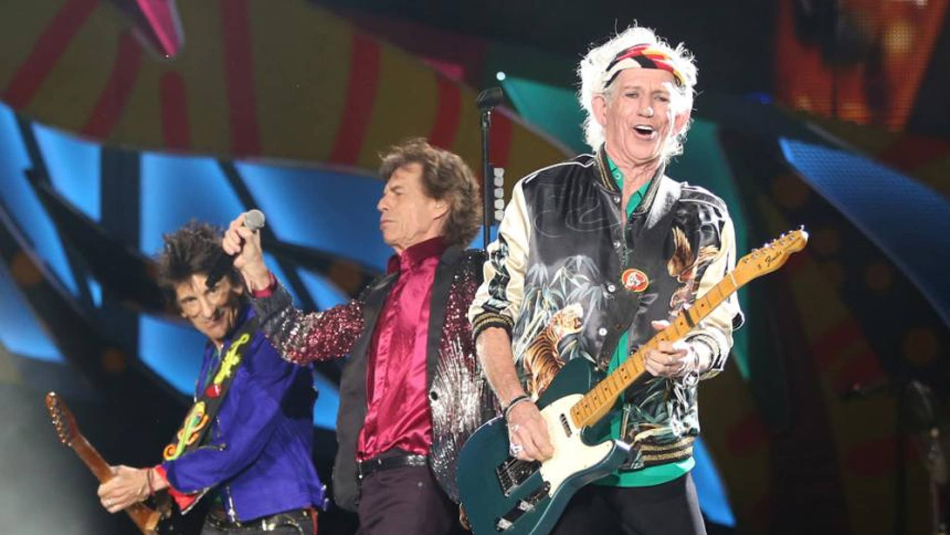 The Rolling Stones seem to be planning another U.S. tour.