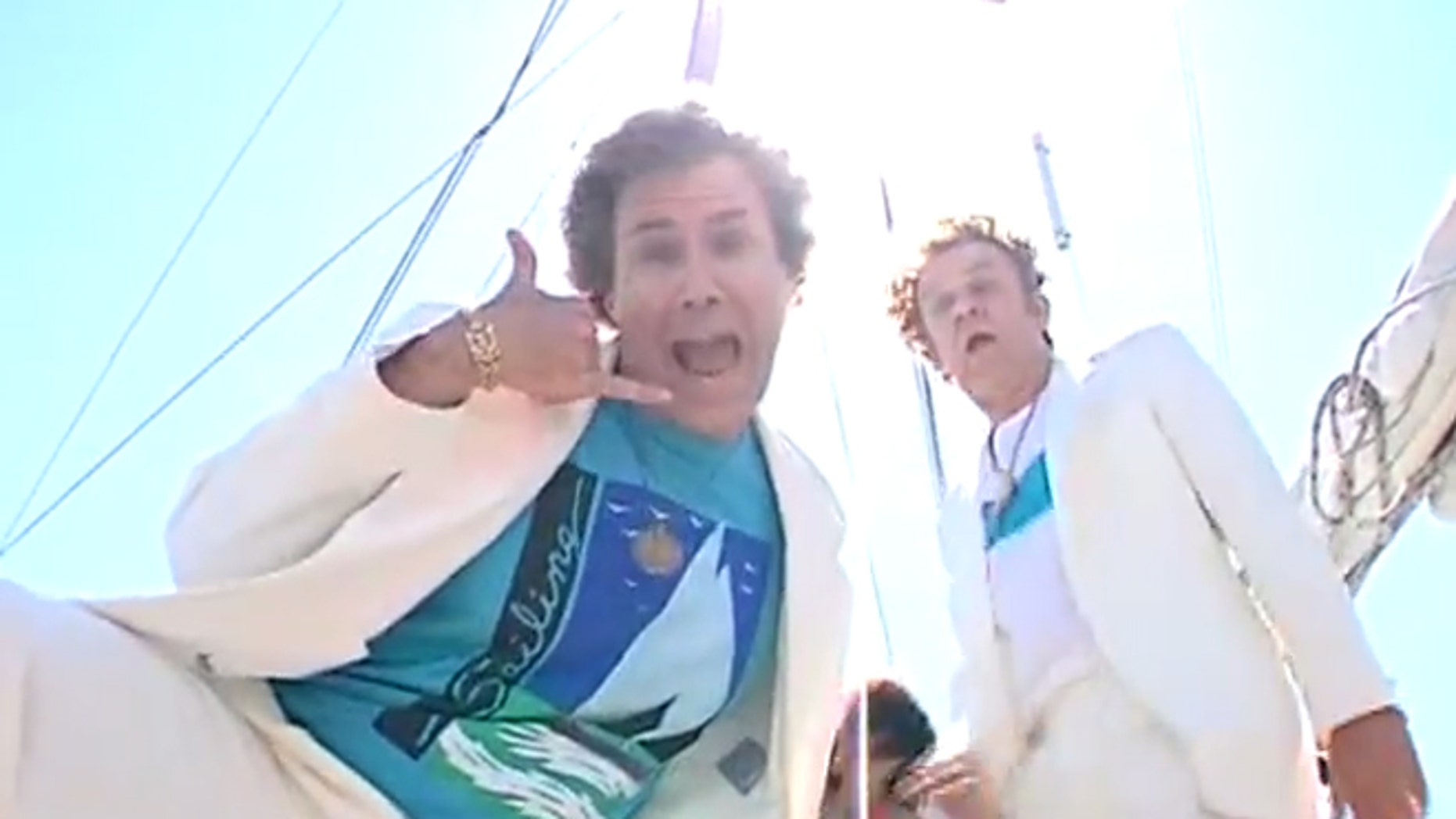 """Will Ferrell and John C. Reilly in the hit 2008 comedy """"Step Brothers."""""""