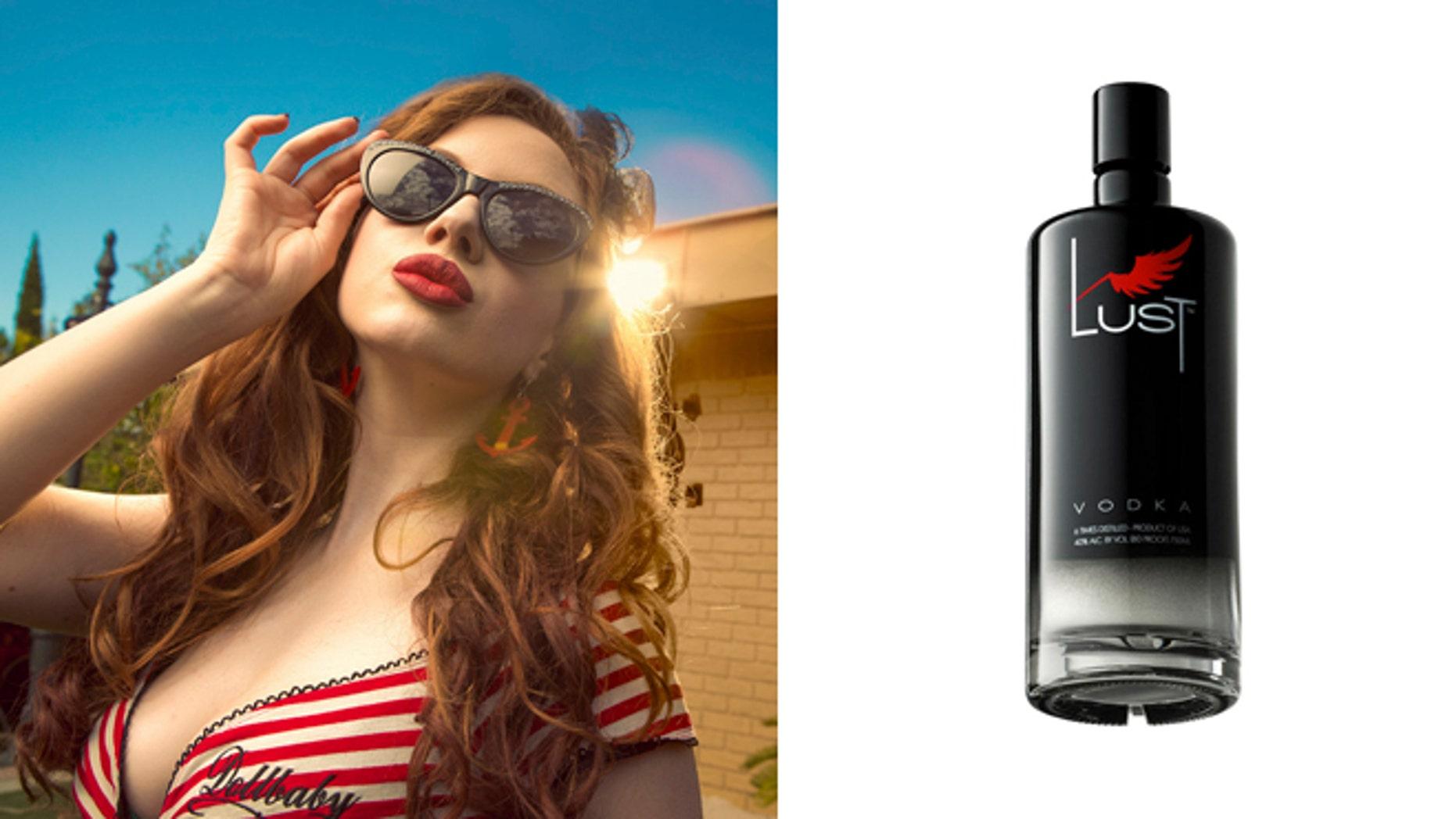 Lust Vodka trdi, da bo povečala Womens Sex Drive Fox News-2424