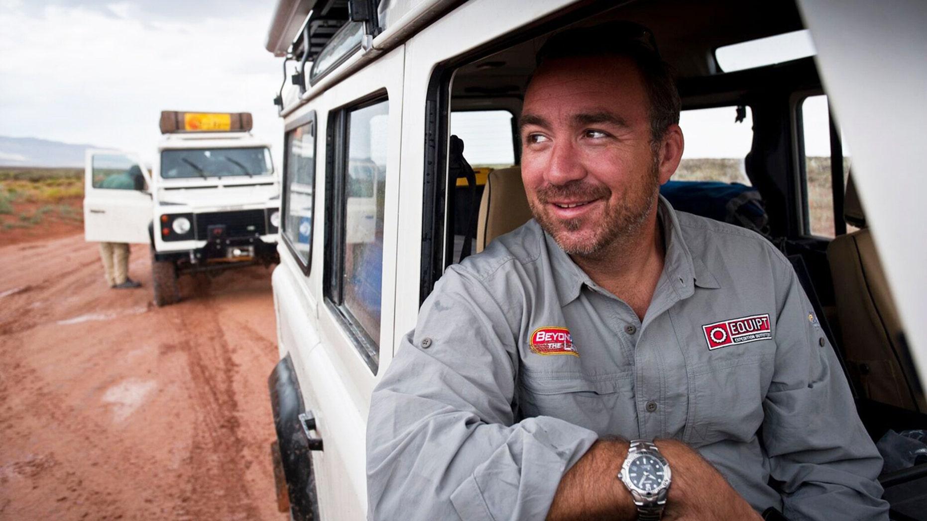 Red Oxx founder Jim Markel.