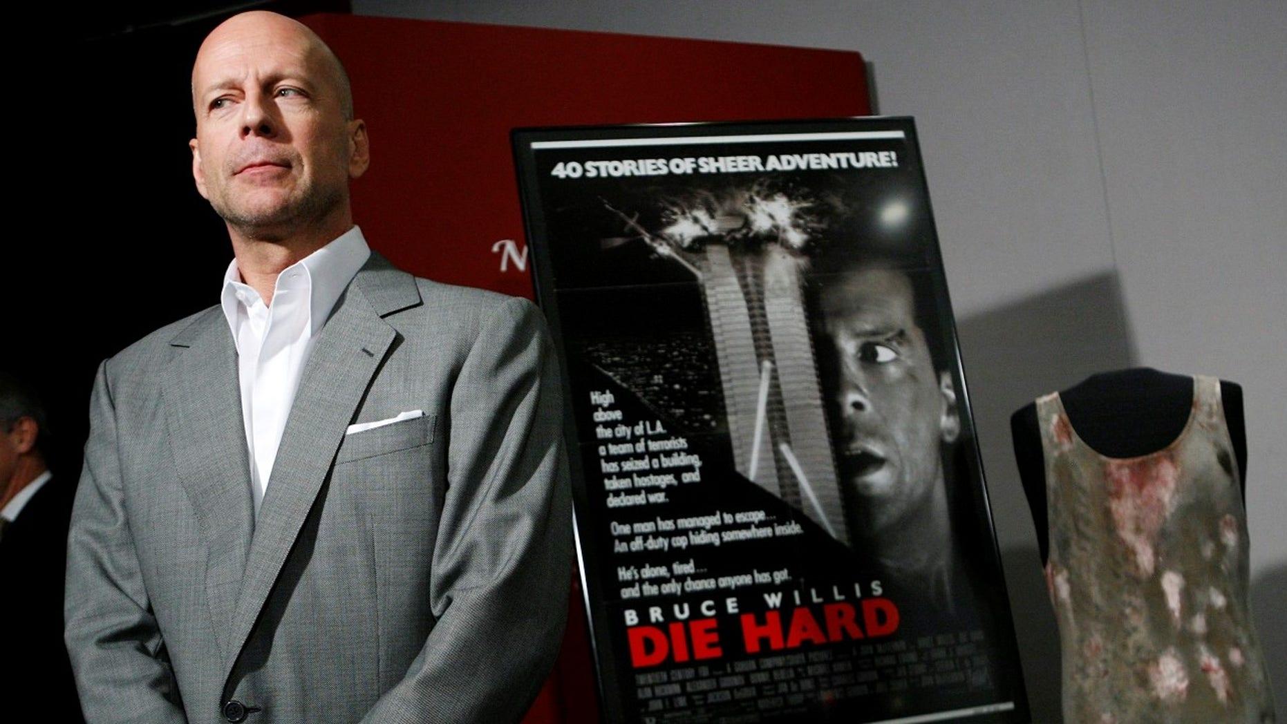 "Screenwriter Steven E. de Souza said ""Die Hard"" is a Christmas movie."