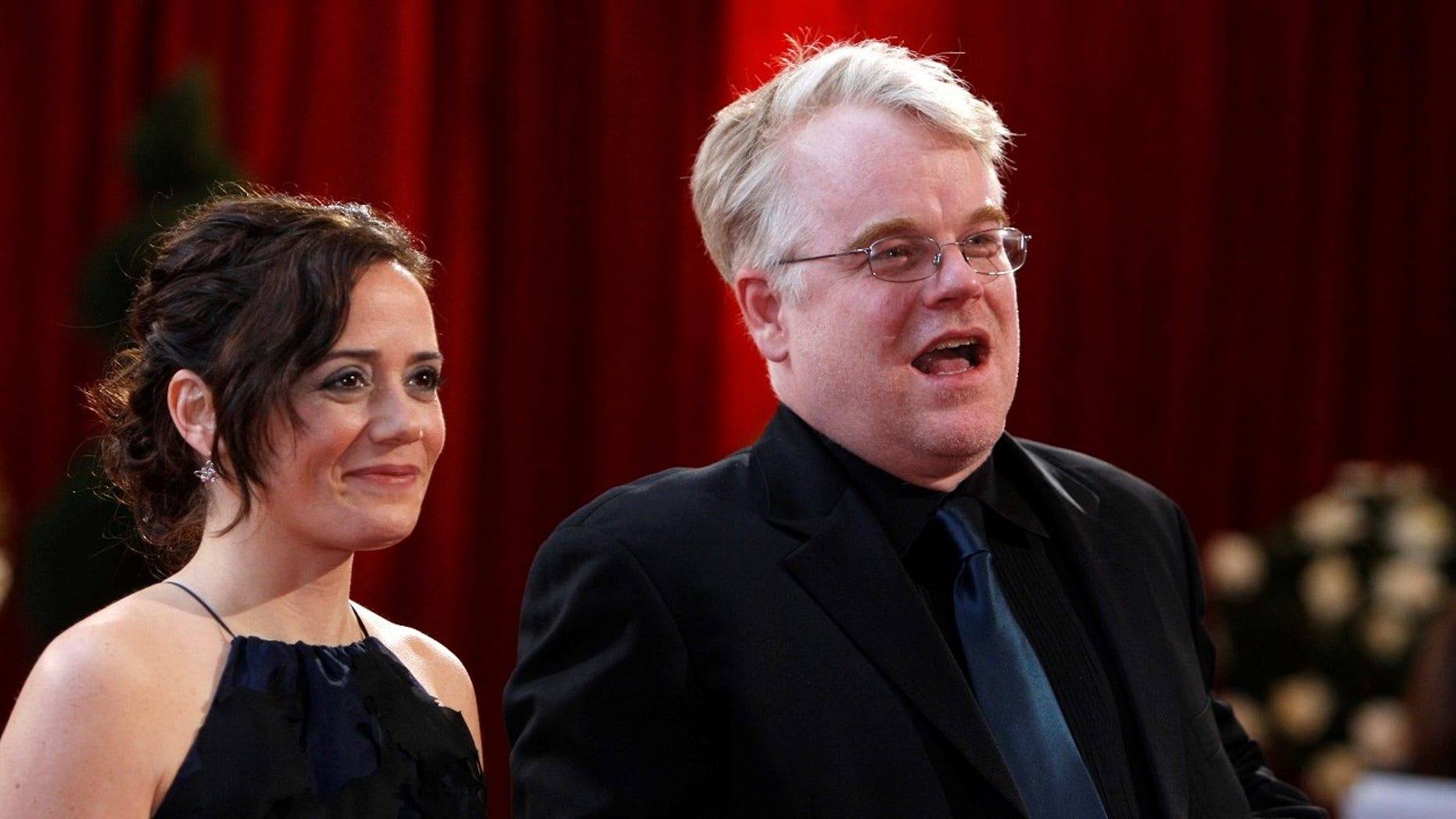 Philip Seymour Hoffman and Mimi O'Donnell dated for 15 years before the late actor's death in February 2014.
