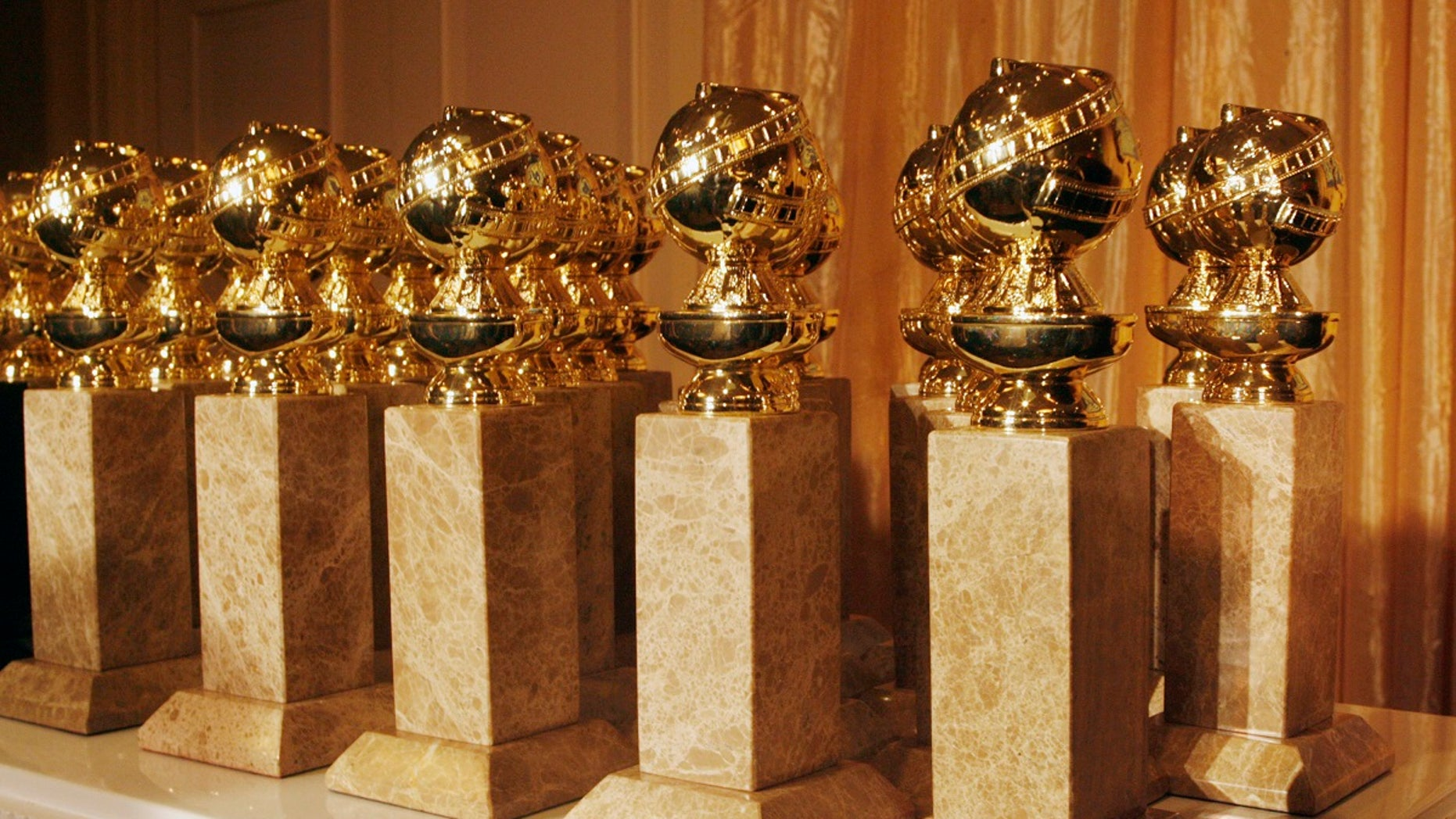 The Golden Globes will air Sunday at 8 p.m. ET on NBC.