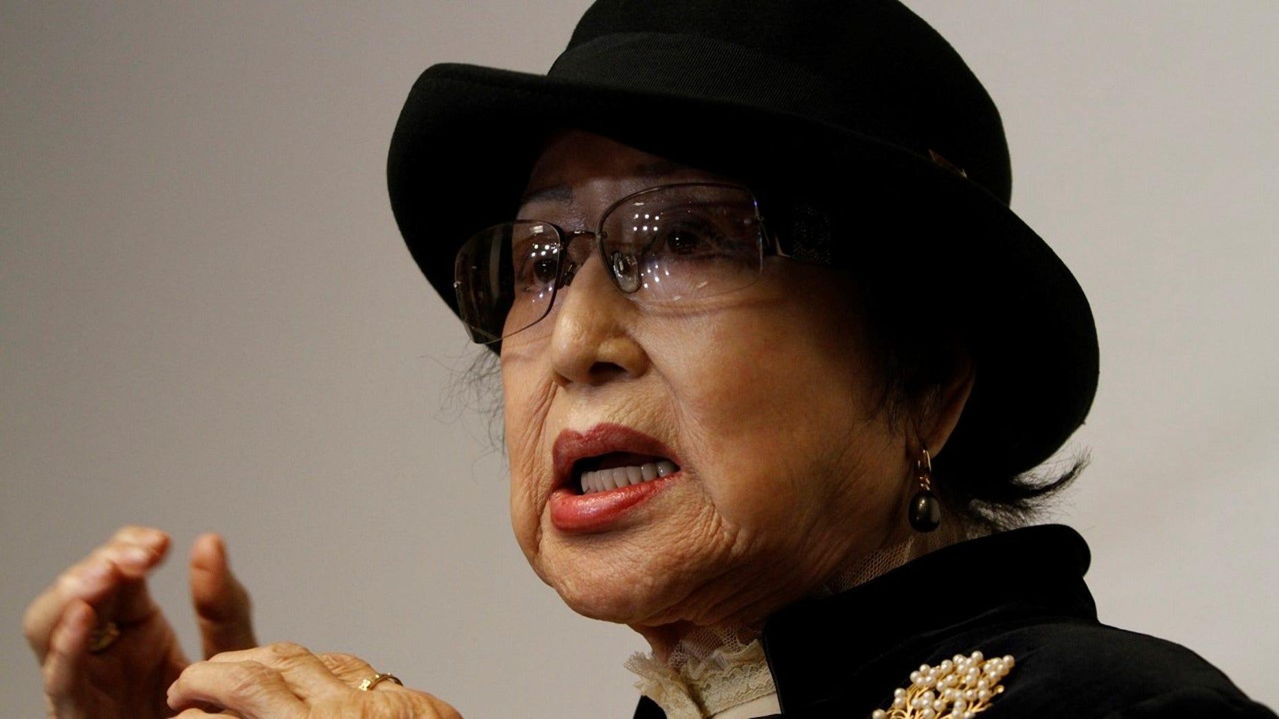 South Korean actress Choi Eun-hee died at the age 92.