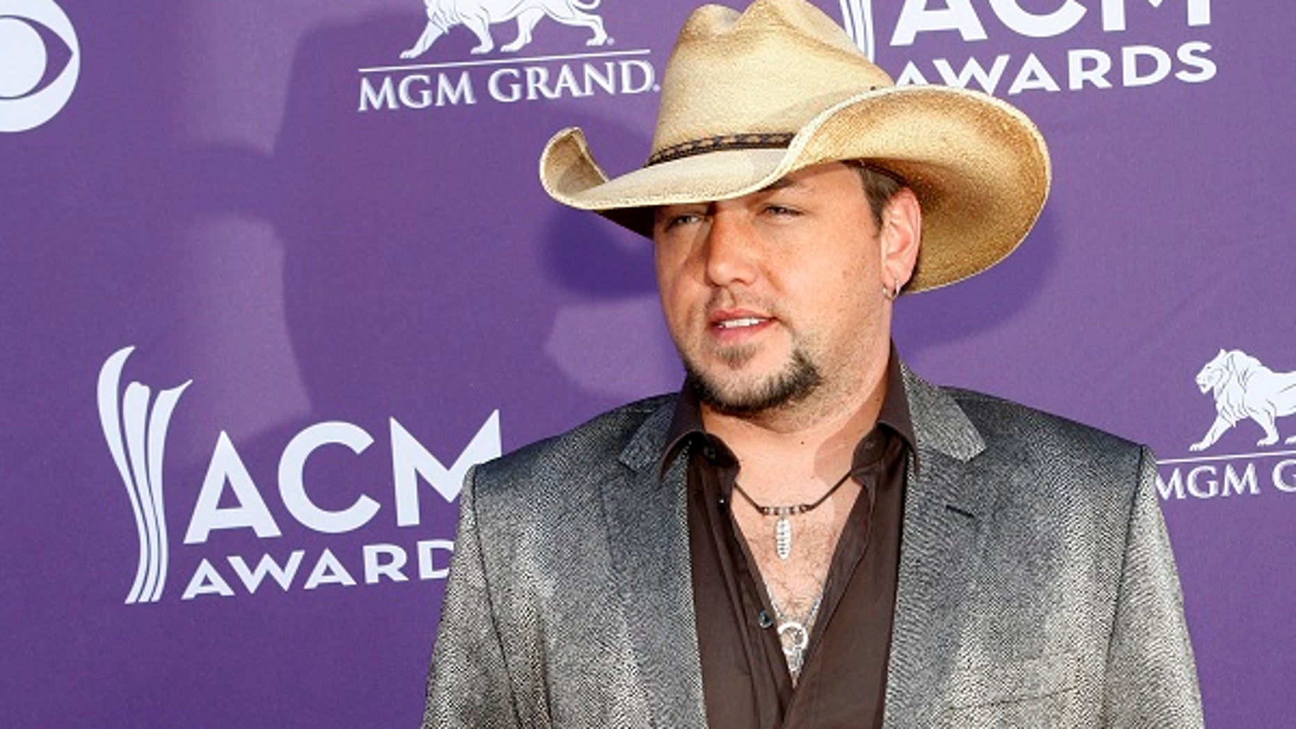 Singer Jason Aldean performed at the Las Vegas concert where 58 people were killed in October 2017.