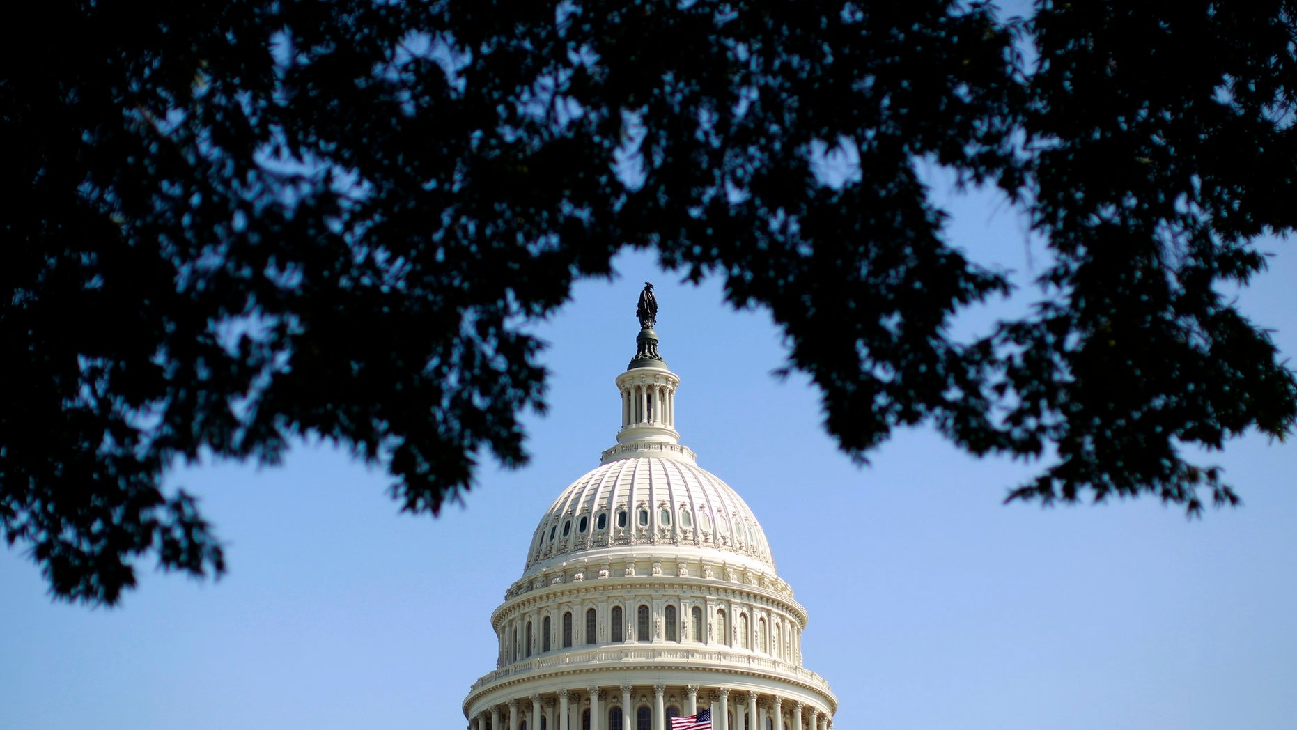 The dome of the U.S. Capitol is seen in Washington September 25, 2012.