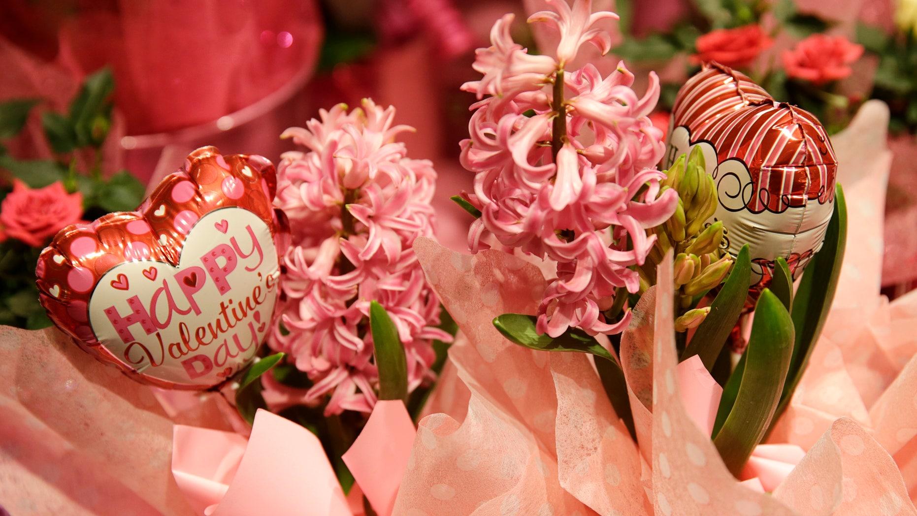 People around the world celebrate Valentine's Day.