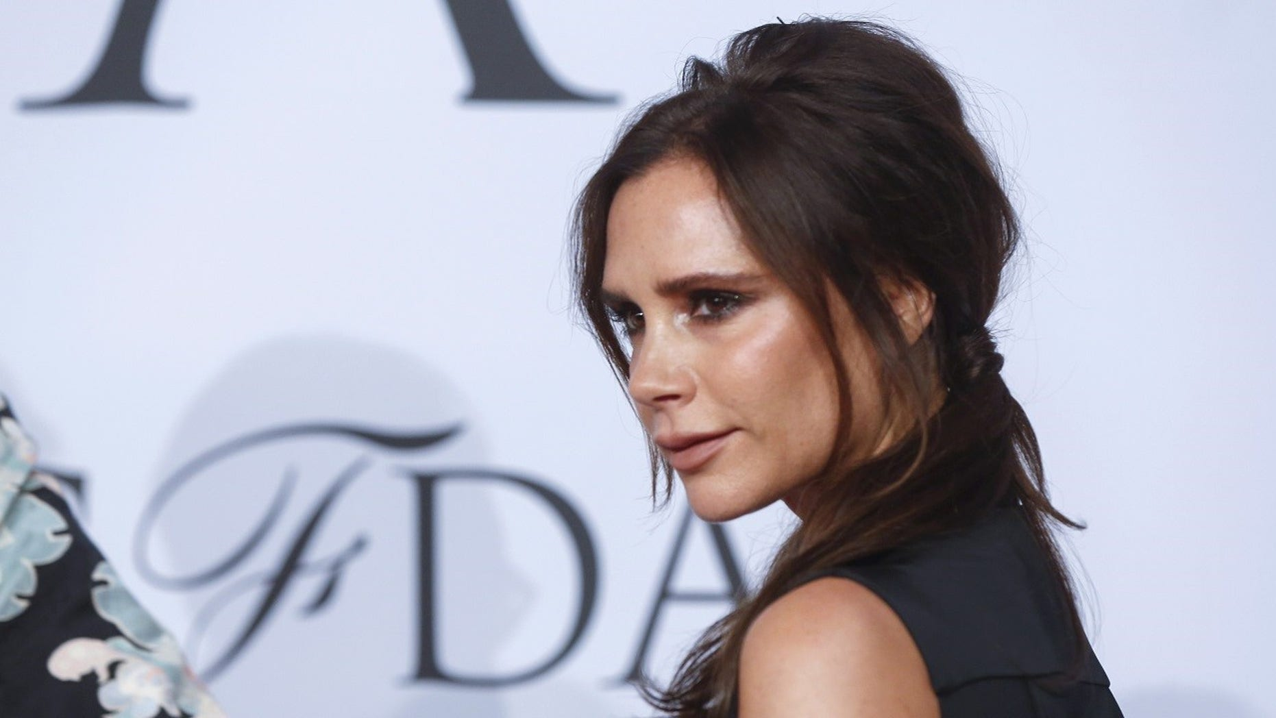 Victoria Beckham bemoans some of her old Spice Girls looks.