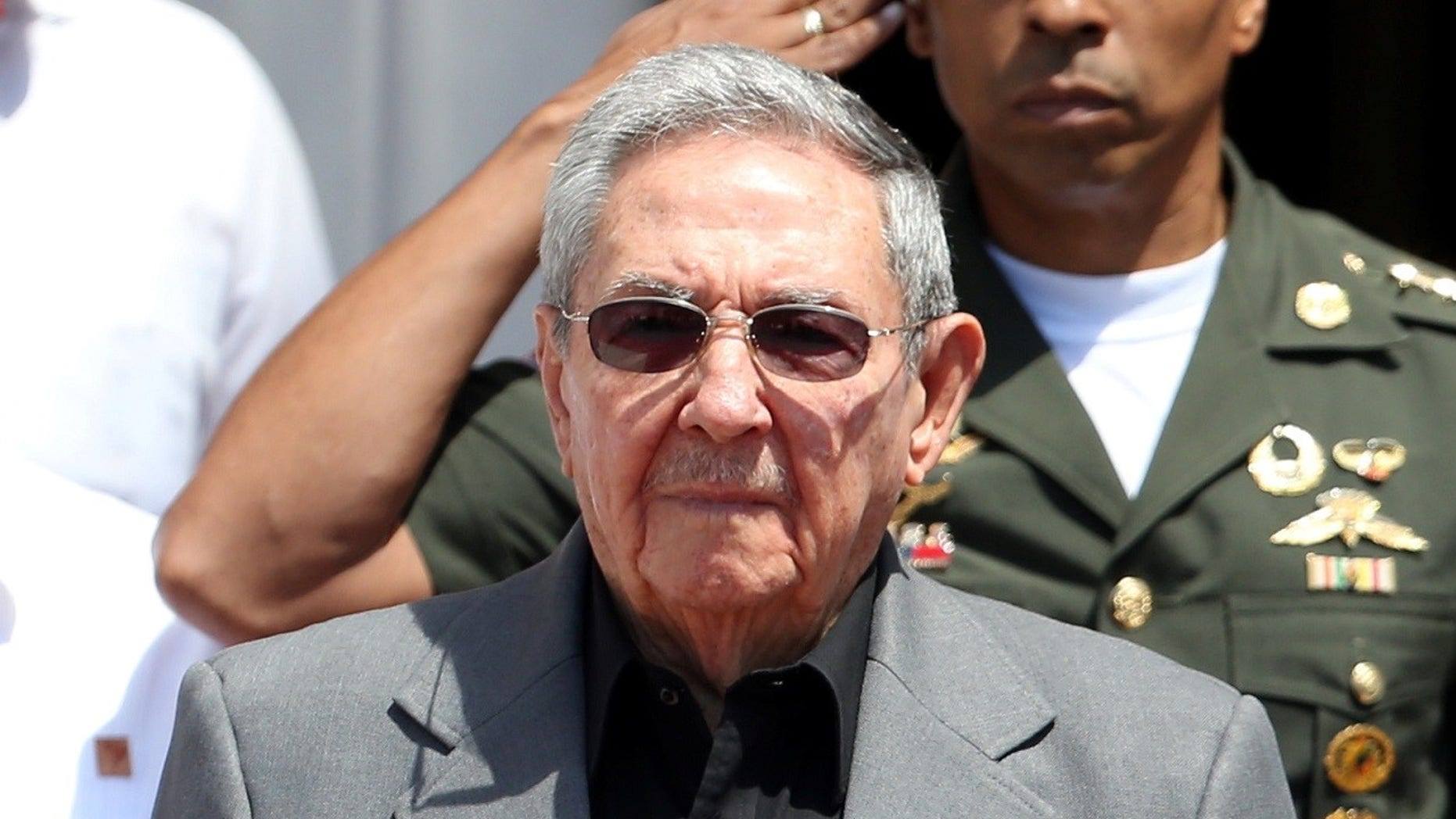 Raul Casto will remain Cuba's president until at least April 2018.
