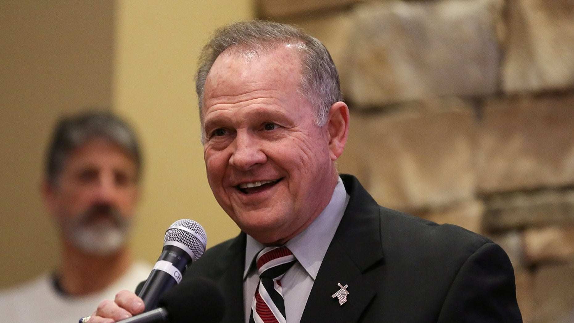 Roy Moore, the GOP nominee for a U.S. Senate seat in Alabama, says he is considering legal action against the Washington Post over allegations of sexual misconduct.
