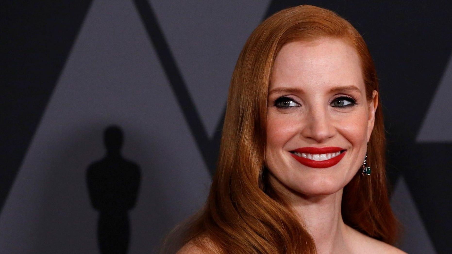 "Jessica Chastain said he was ""surprised"" about her Golden Globe nomination after she spoke out against Harvey Weinstein."
