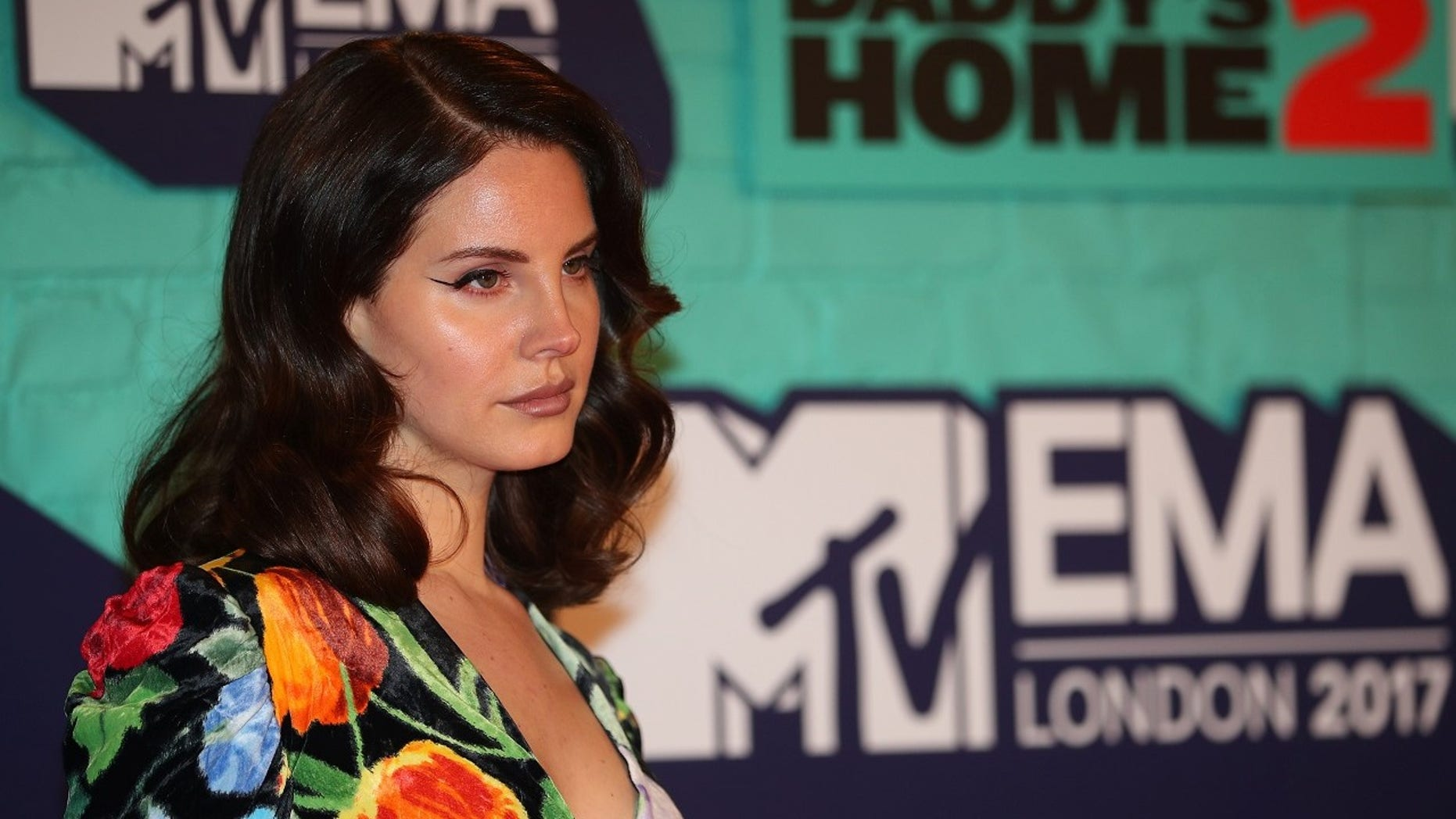 """Lana Del Rey said she is being sued by Radiohead over similarities between her song """"Get Free"""" and the band's 1992 hit """"Creep."""""""