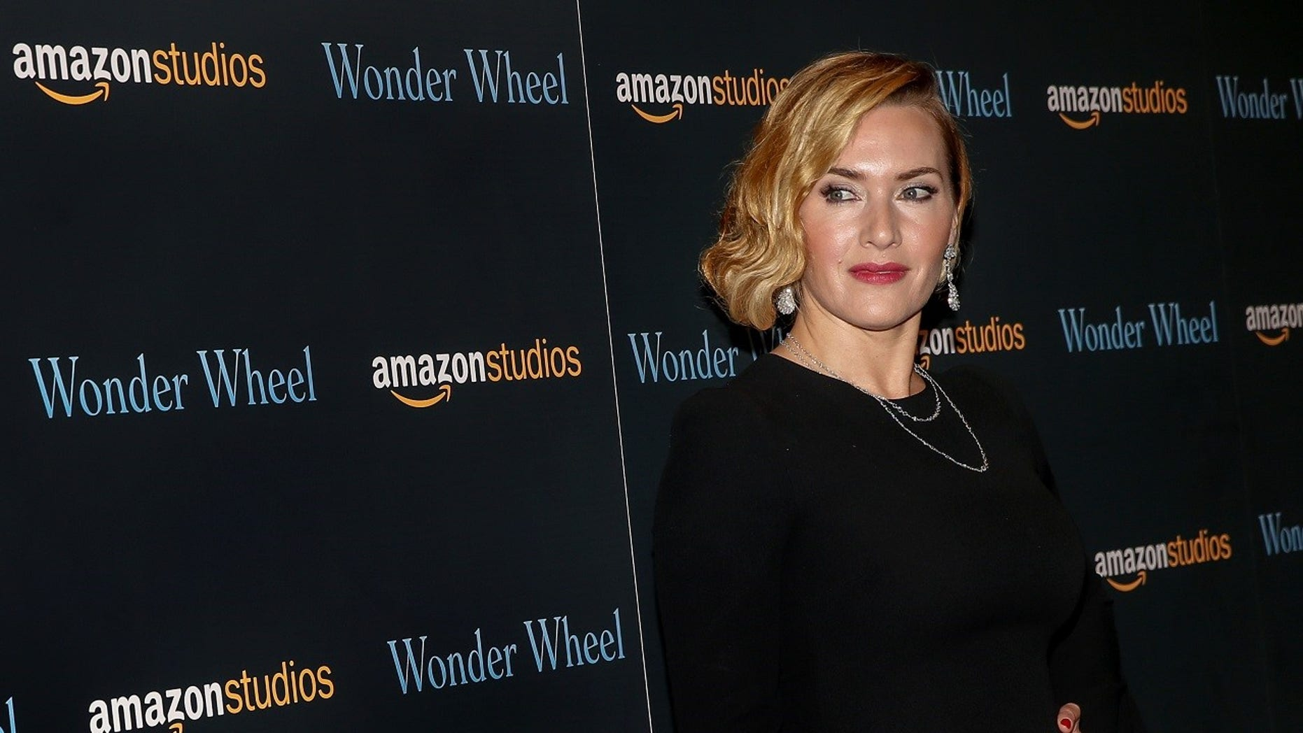 """Kate Winslet said on Sunday she has """"bitter regrets"""" working with certain people in Hollywood."""