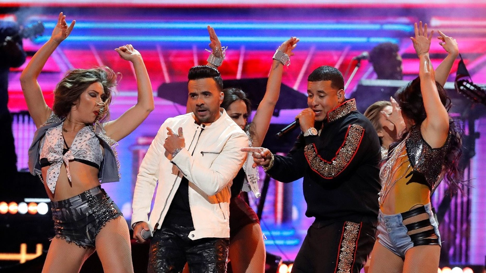 """The 'Despacito"""" music video on YouTube was apparently removed by hackers on Tuesday. The video garnered more than 5 billion views."""