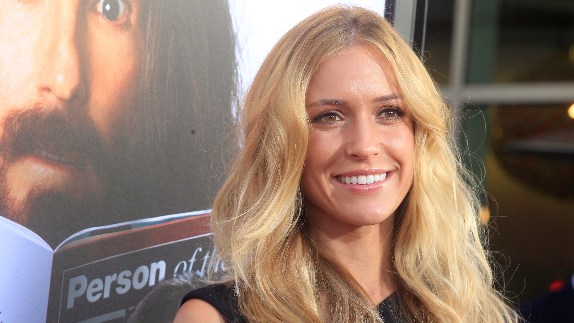 "Actress Kristin Cavallari arrives as a guest for the HBO Films presentation ""Clear History"" premiere in Hollywood July 31, 2013.  REUTERS/Fred Prouser (UNITED STATES - Tags: ENTERTAINMENT) - RTX126NK"