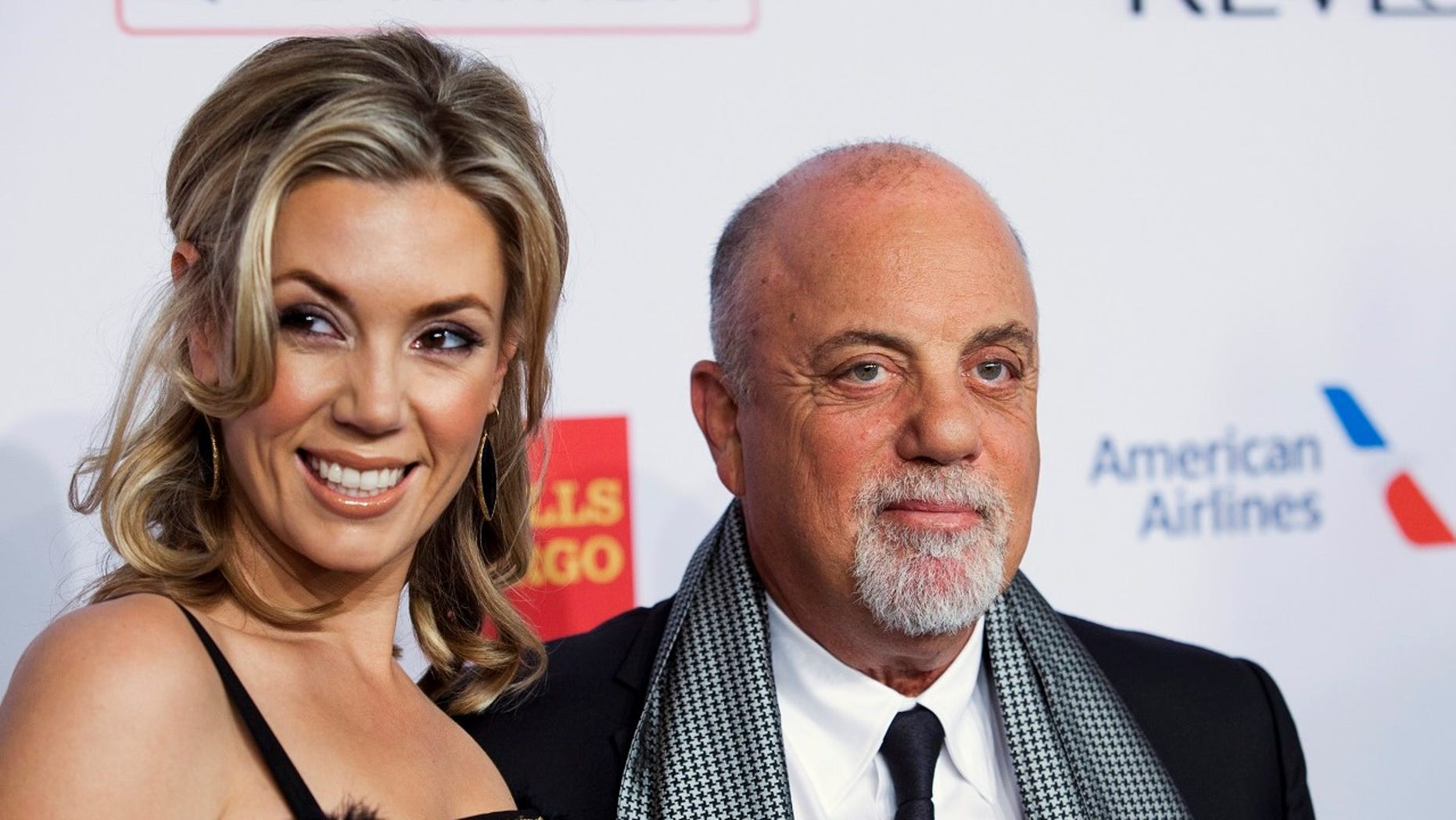 Billy Joel and Alexis Roderick welcomed their second daughter on Sunday.
