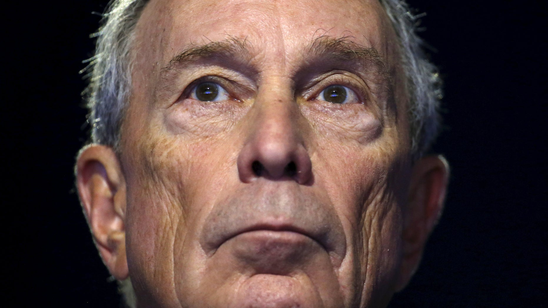 Former New York City Mayor Michael Bloomberg attends a meeting during the World Climate Change Conference 2015 (COP21) at Le Bourget, near Paris, France, December 5, 2015. REUTERS/Stephane Mahe
