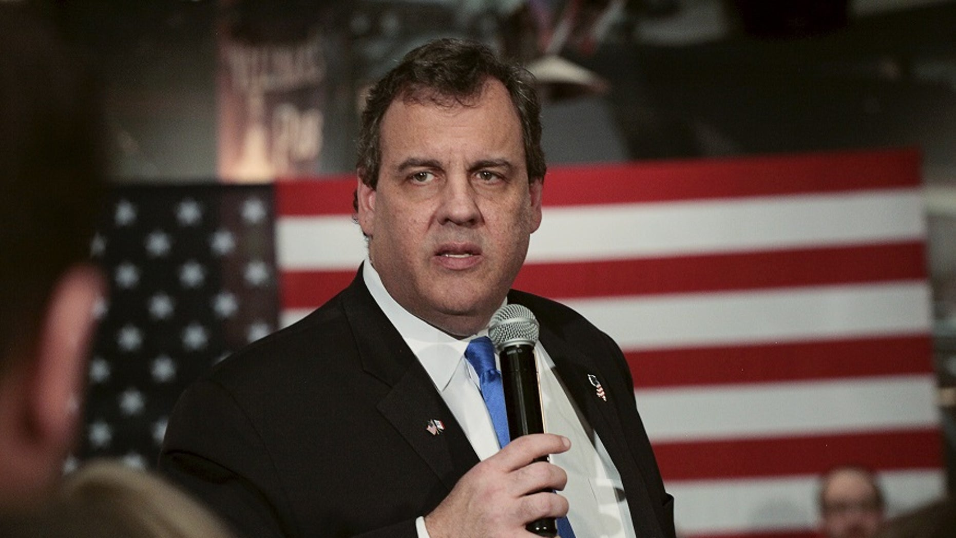 Chris Christie might have a hard time talking politics on ABC News programs that focus on weather and celebrity gossip.